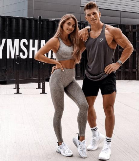 gymshark clothing offerings