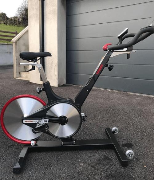cheapest zwift capable exercise bike