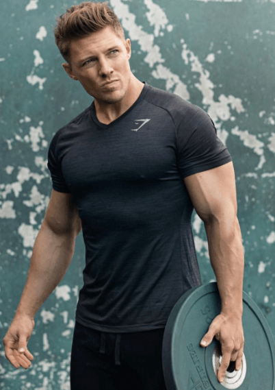 mens gymshark clothing review