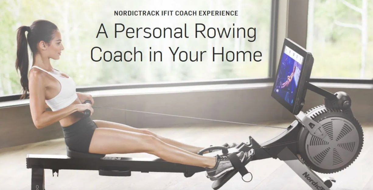 nordictrack rowing machine workout programs