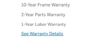rw900 vs rw500 warranty