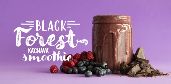 "recipe for ""Black Forest"" Ka'Chava Smoothie"