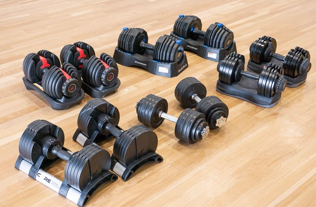 Comparing Adjustable Dumbbells to Fixed Weight dumbbells and which is better for a home gym setup