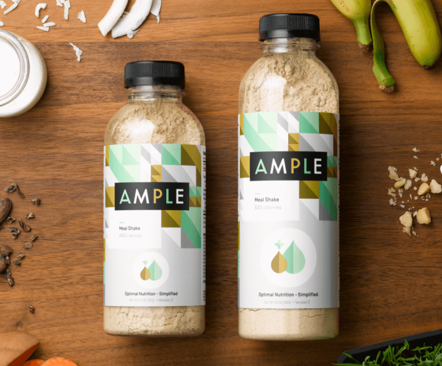 Ample Meal Replacement is a great natural alternative to Soylent