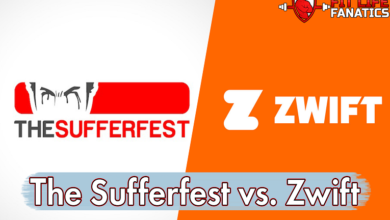 The Sufferfest vs. Zwift