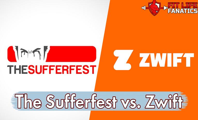 The Sufferfest vs. Zwift