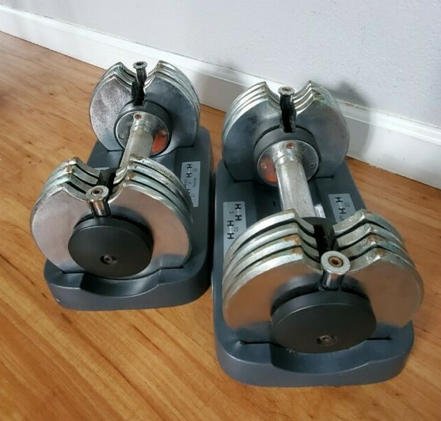 Bayou Fitness dumbbells are Another Excellent Budget-Friendly Option for cheap adjustable dumbbells you can have in your home gym