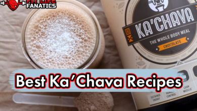 Best Ka'Chava Recipes