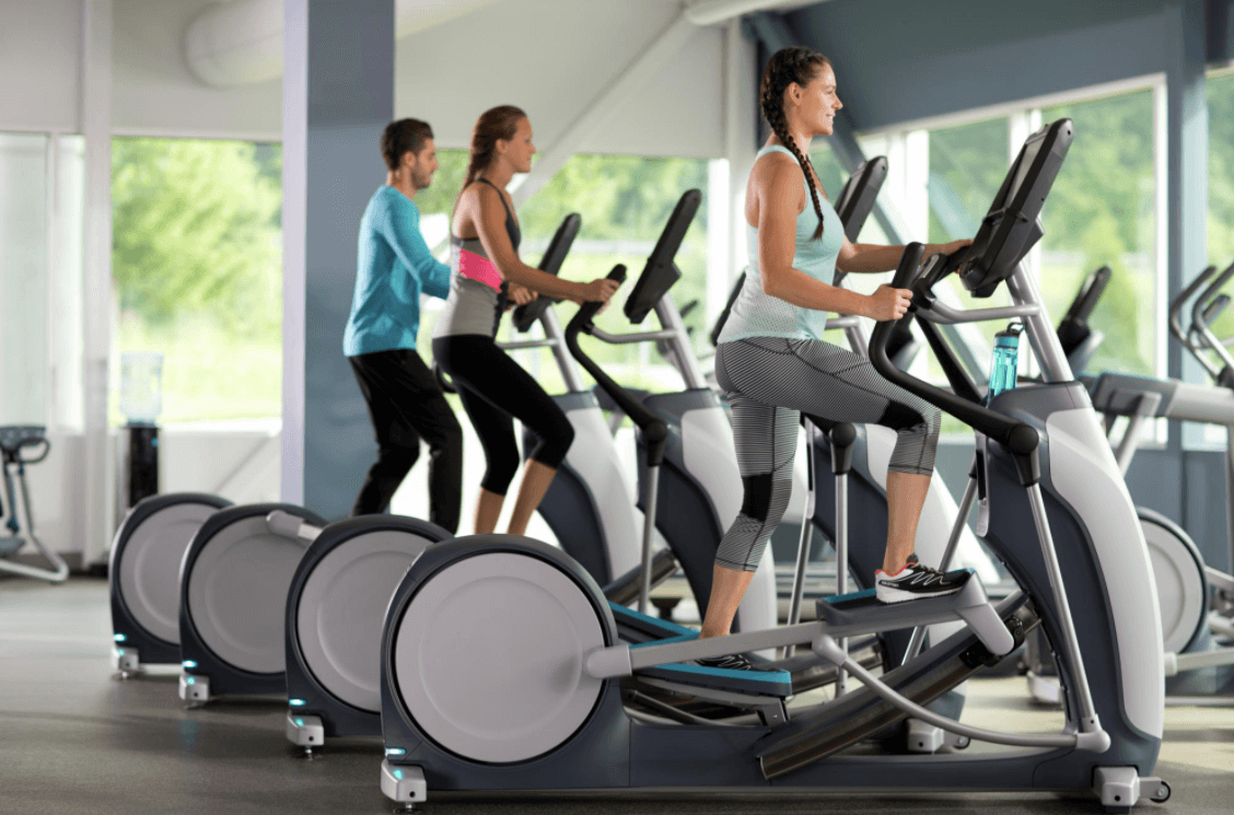 Comparing Ellipticals & Cross Trainers to other exercise equipment when it comes to exercising the entirety of the body