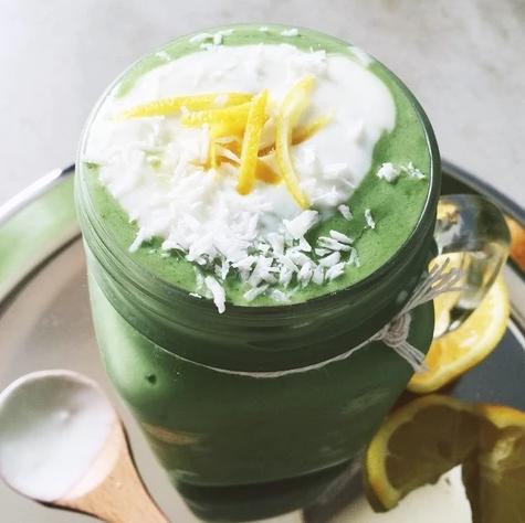 Ka'Chava recipe for Healing Apple Cream Protein Shake