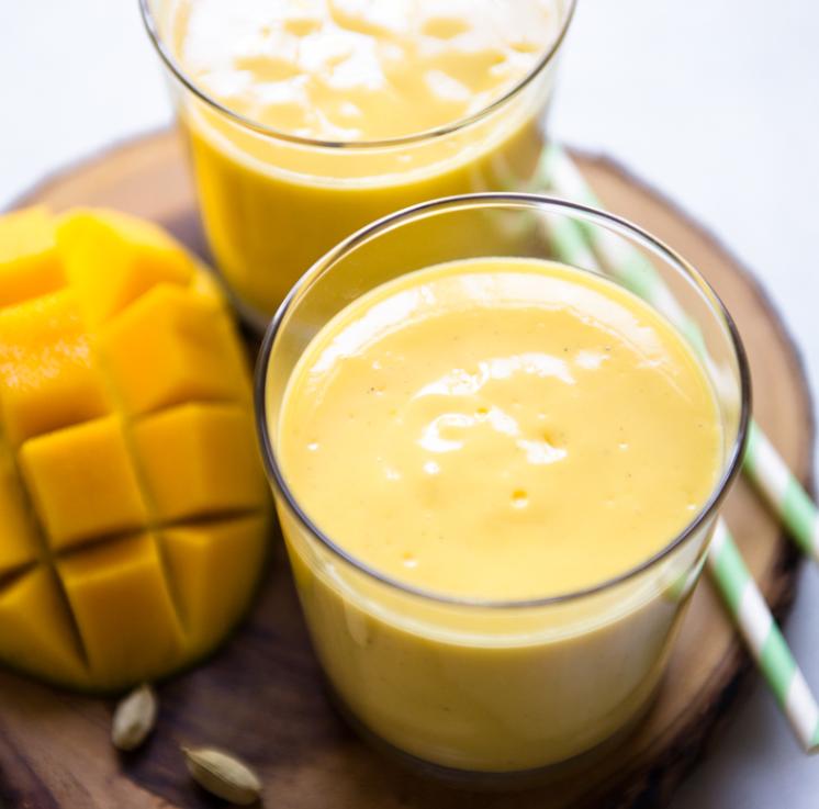Ka'Chava recipe for Healthy Mango Lassi