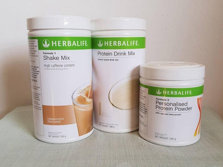A quick overview of Herbalife and comparing it to Shakeology