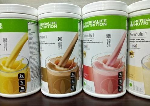 Herbalife has more flavors than Shakeology