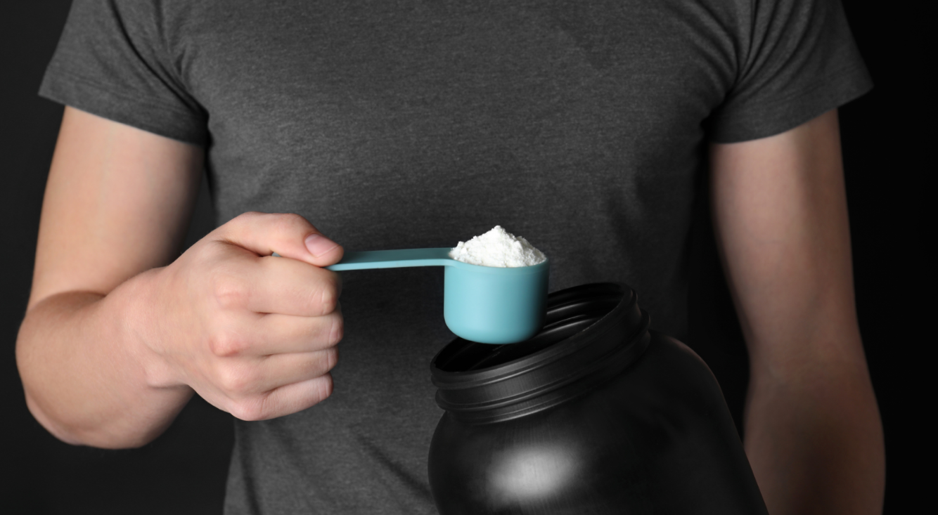 Is Drinking Protein Shakes Without Working Out Unhealthy