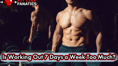 Is Working Out 7 Days a Week Too Much