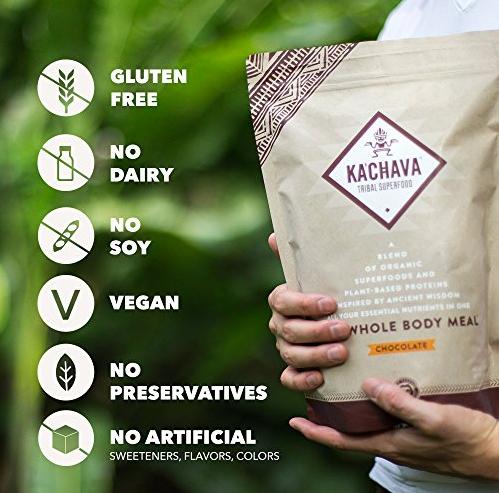 Ka'Chava is Vegan