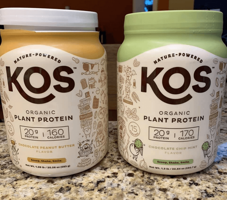 Kos Meal is a great alternative to Soylent meal replacement