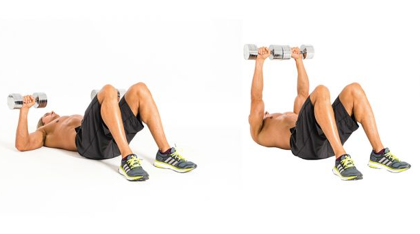 Overview of the Dumbbell Floor Press