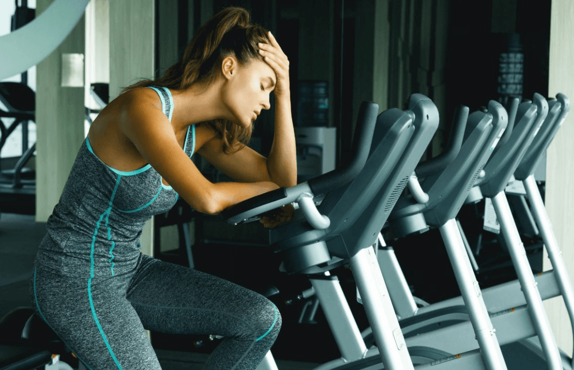 One of the risks of working out 7 days a week is Risk of burnout