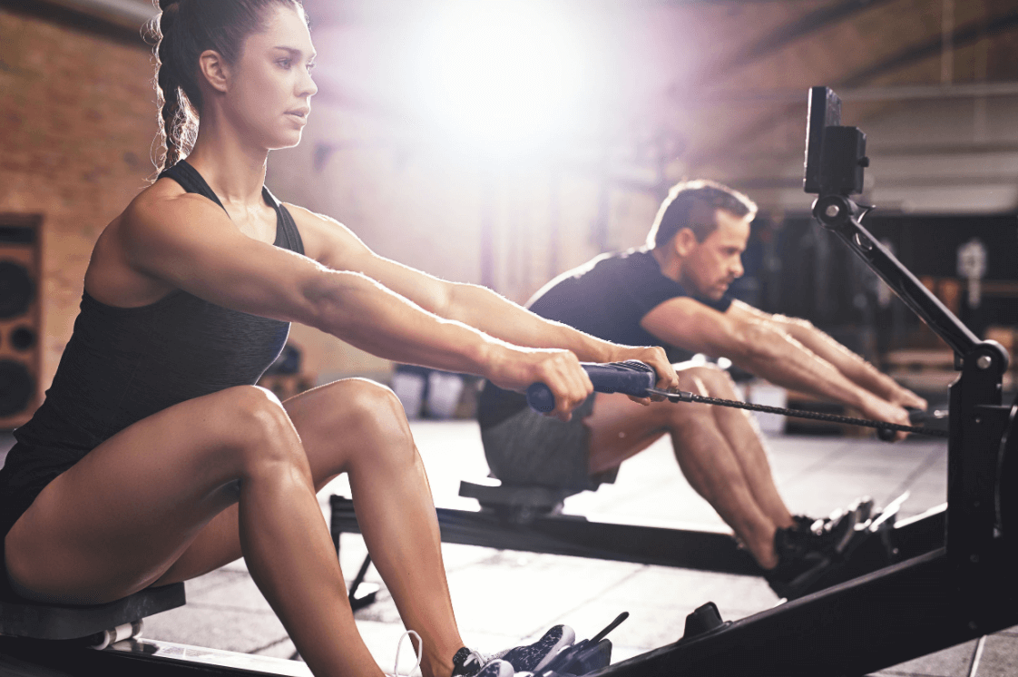 Comparing Rowing Machines to other exercise machines when it comes to giving a full-body workout