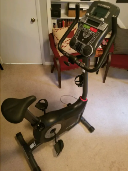 the Schwinn 130 Upright bikes is a great affordable pick for beginners