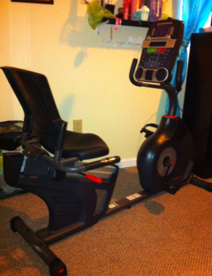 the Schwinn 270 Recumbent Bike is our choice for the Best Recumbent Exercise Bike
