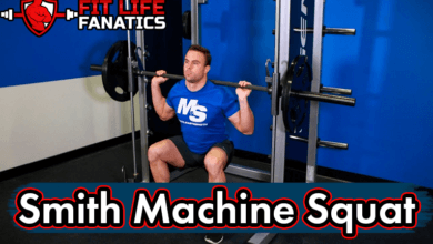 Smith Machine Squat – How-To, Muscles Worked, Variations, and Alternatives