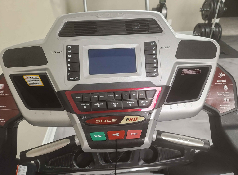 The Sole F80 is a great treadmill for Zwift and it can be thought of as a revamp of the F63. It gives you a premium experience without breaking the bank.
