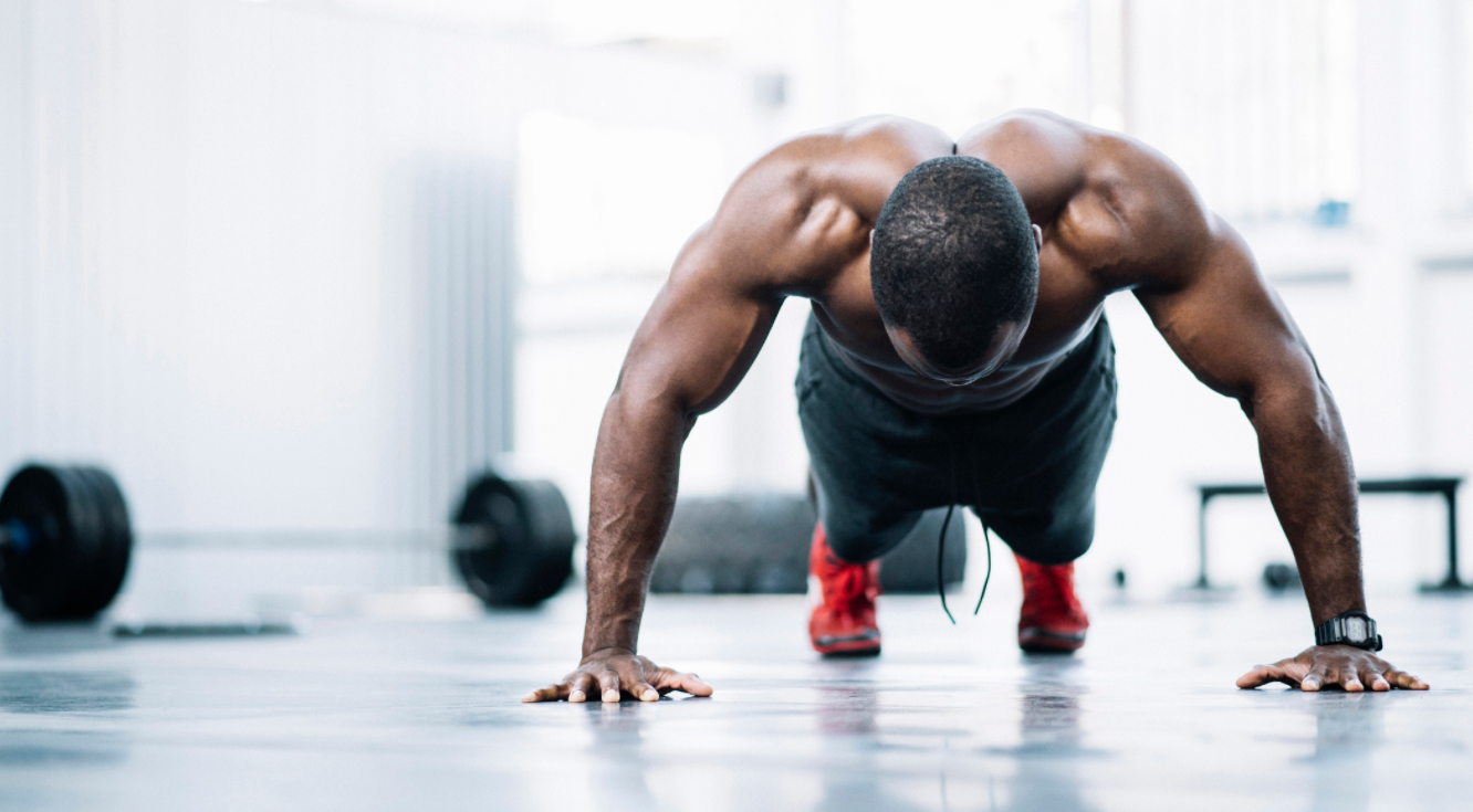 Gaining more Strength is a direct result of doing 500 pushups a day