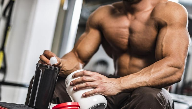 What Supplements I Used when doing 500 pushups a day