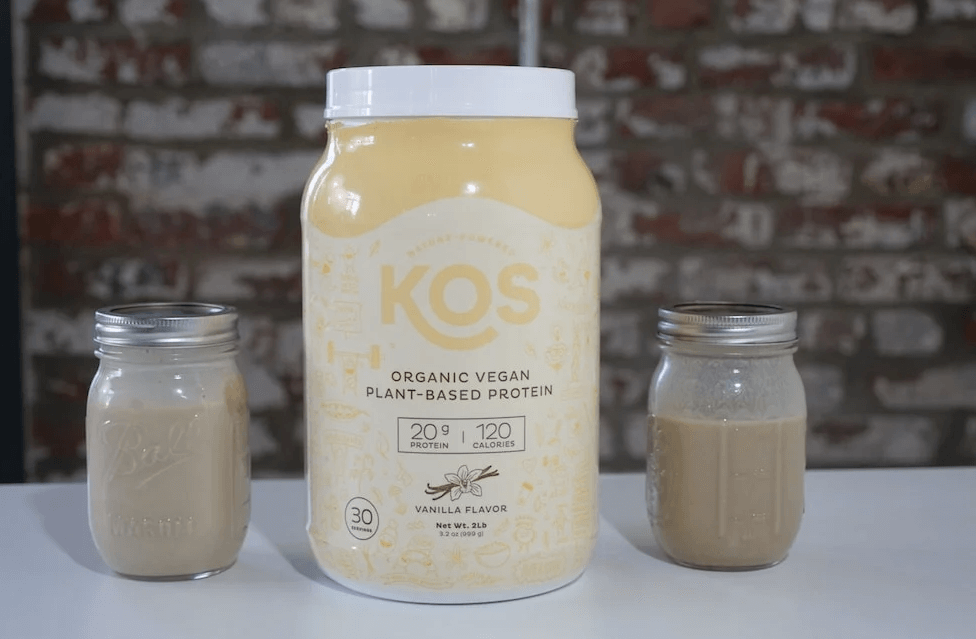 Kos Meal is great for people who specifically want a protein shake rather than an all in one meal replacement