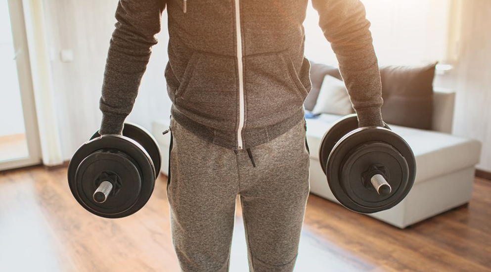 Why Dumbbells Are A Must Have For Any Home Gym