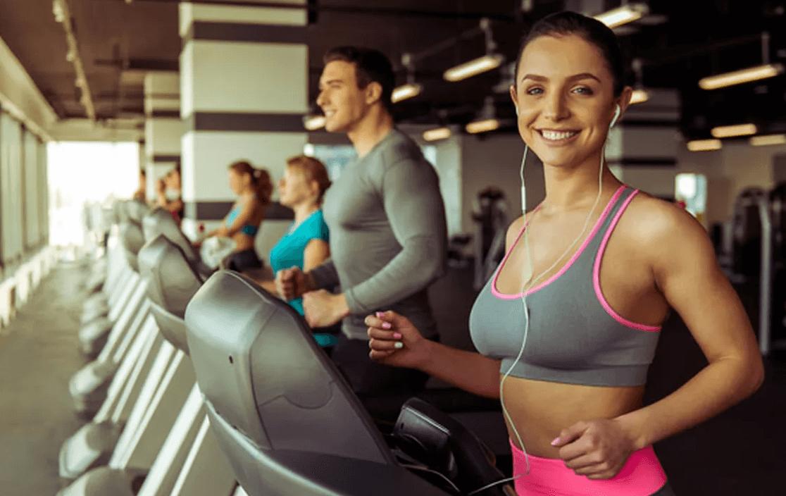 comparing treadmills to stationary bikes