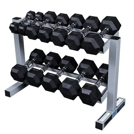 affordable dumbbell rack