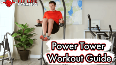Power Tower Workout Guide