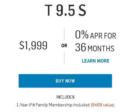 of course, pricing is a major factor that goes into deciding whether to buy a treadmill or not.