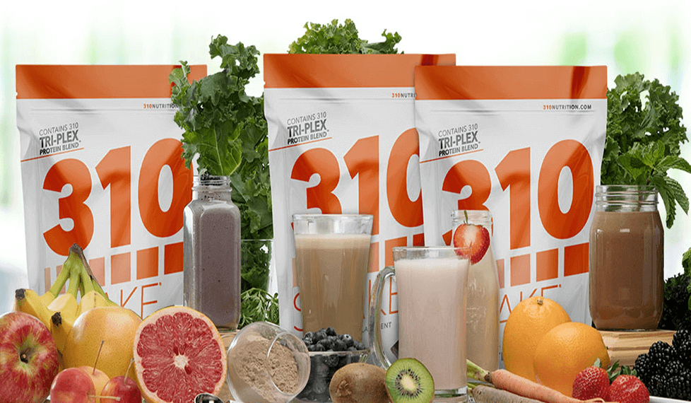 With over a million shakes sold, 310 Nutrition is a great option for a meal replacement for your breakfast