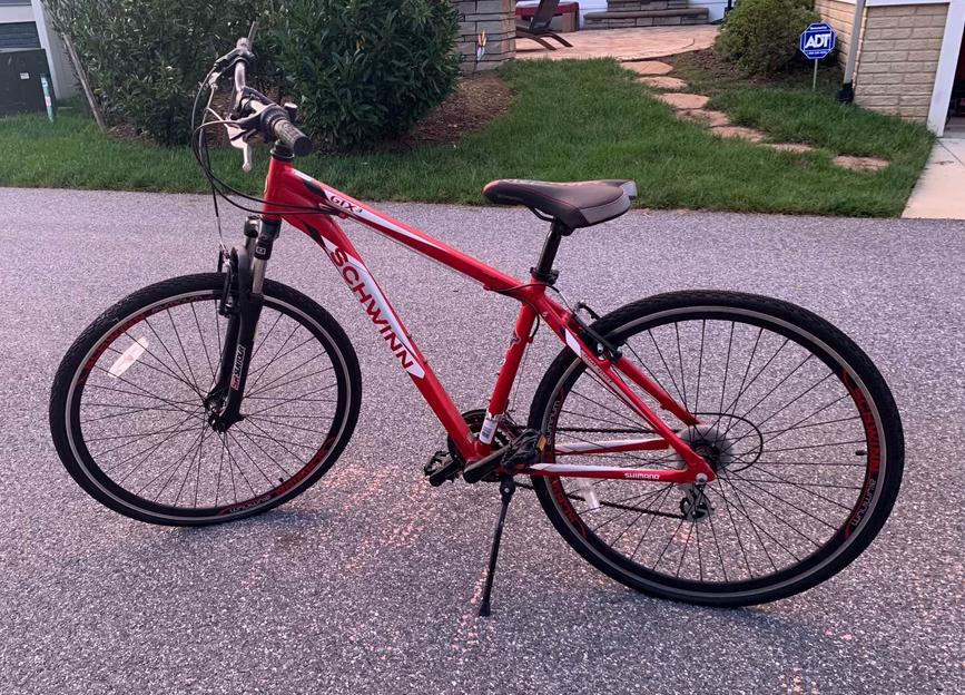 The Schwinn GTX 3 is a great alternative to Elliptical bikes