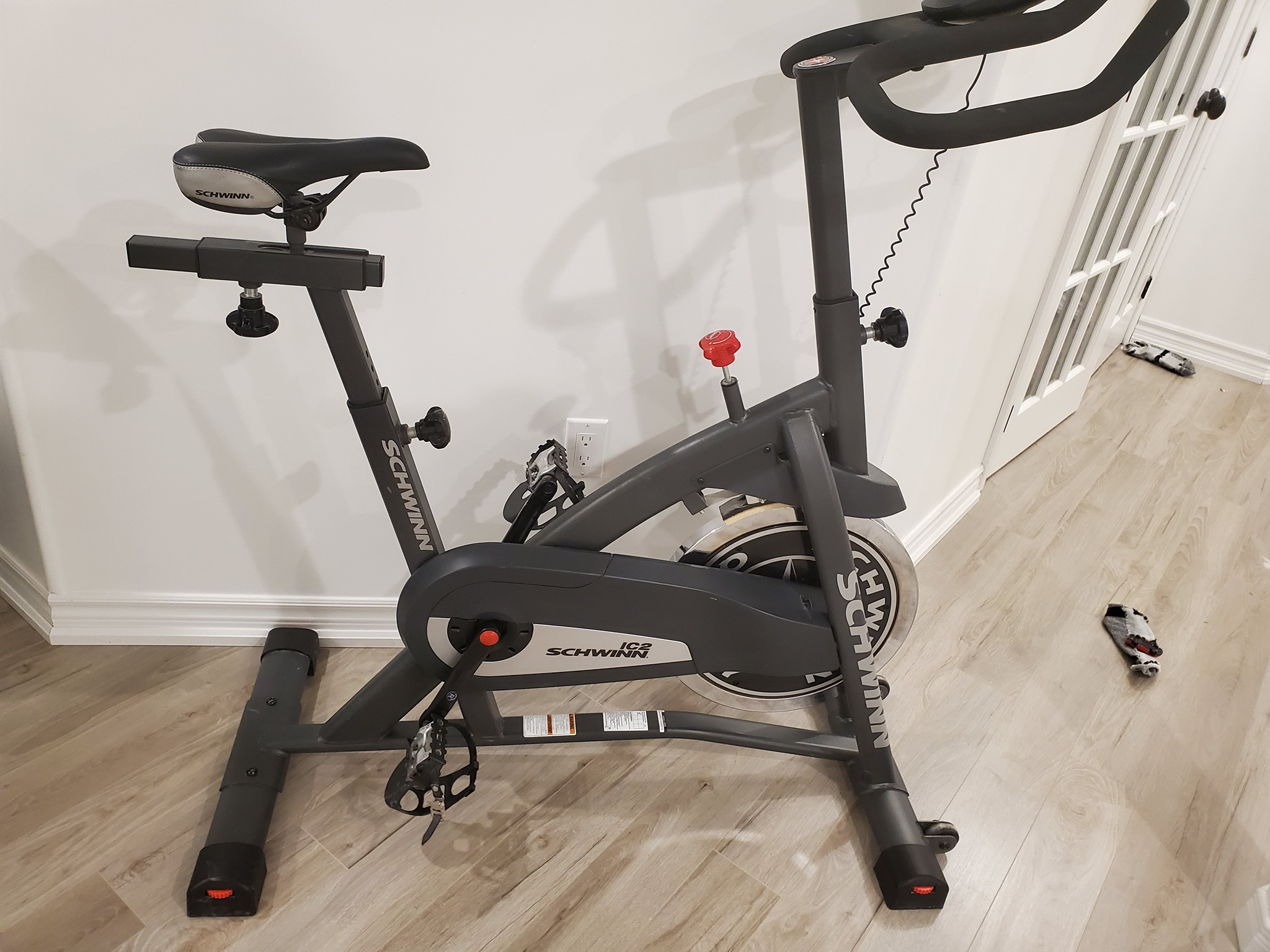 A quick breakdown of the Schwinn IC2 and its features