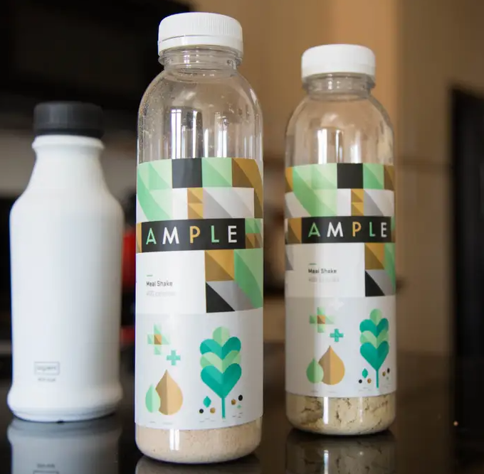 Ample, The Only Low Carb, High Fat Shake that can compete with Kachava