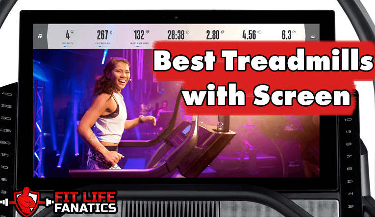 Best Treadmills with Screen