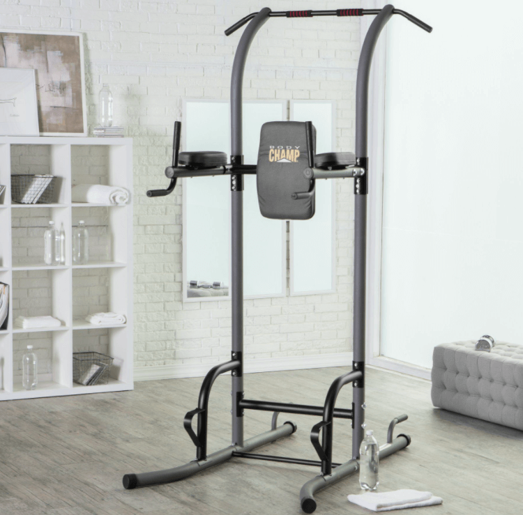 Body Champ VKR1010 is the best overall Power Tower that you can get