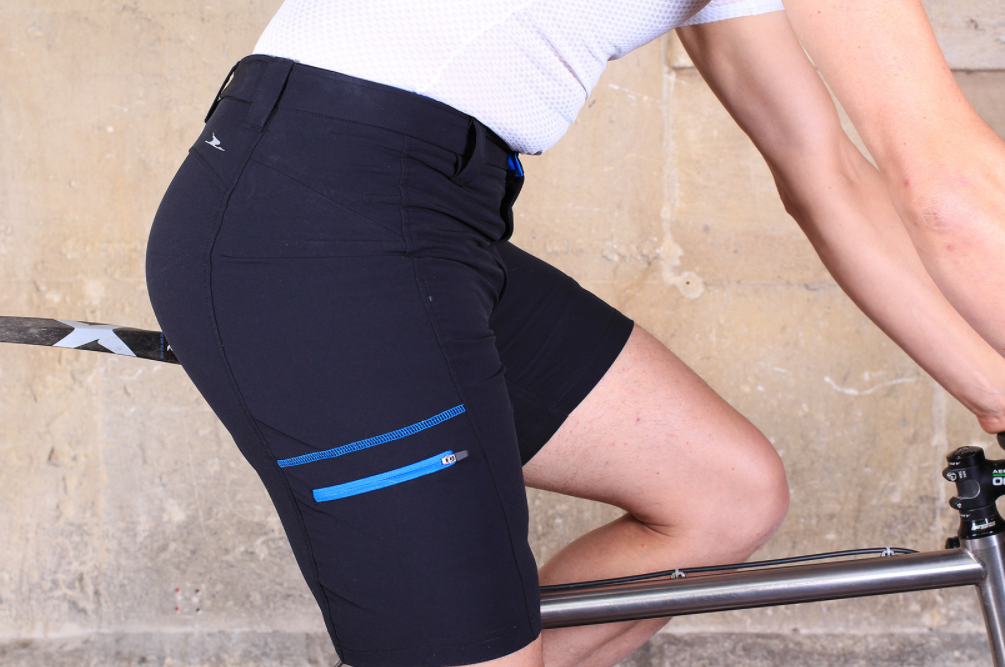Cycling Shorts have many advantages if you are cycling outside and also inside as they prevent friction rash and hep prevent glute fatigue