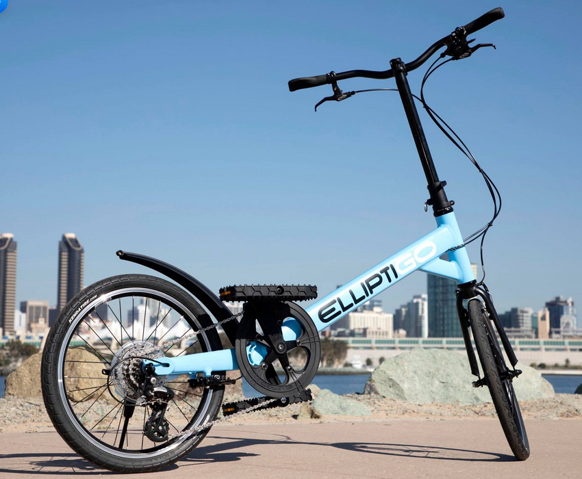 The ElliptiGO SUB Outdoor Stand Up Bike is the best affordable option you can get