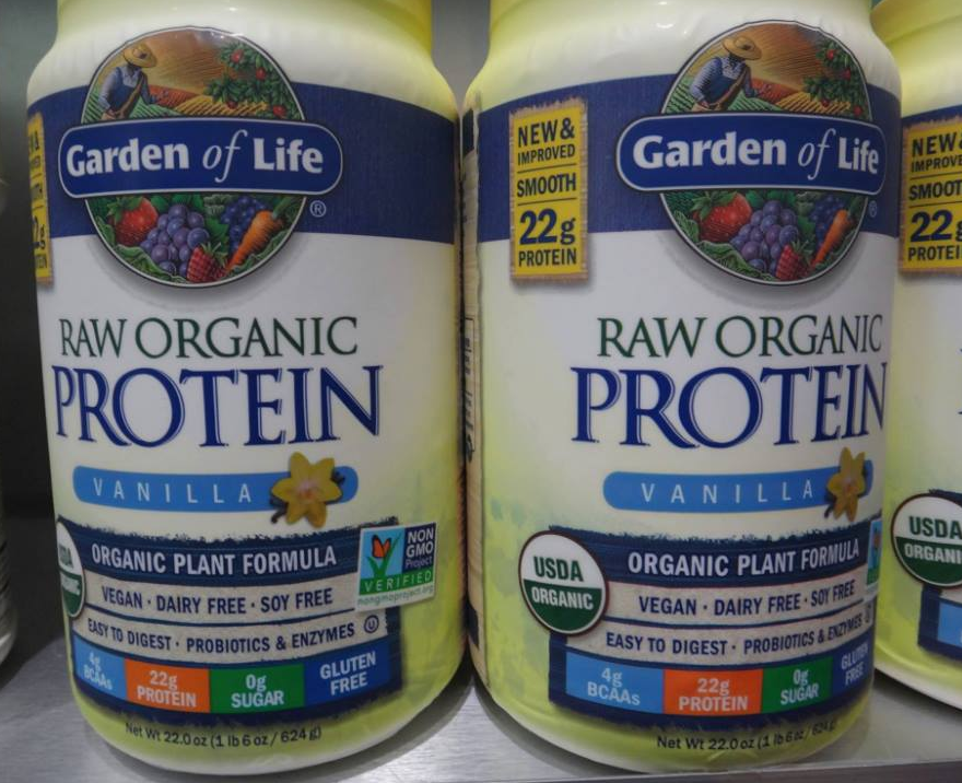 Garden of Life is a great Protein Powder that doesn't include whey