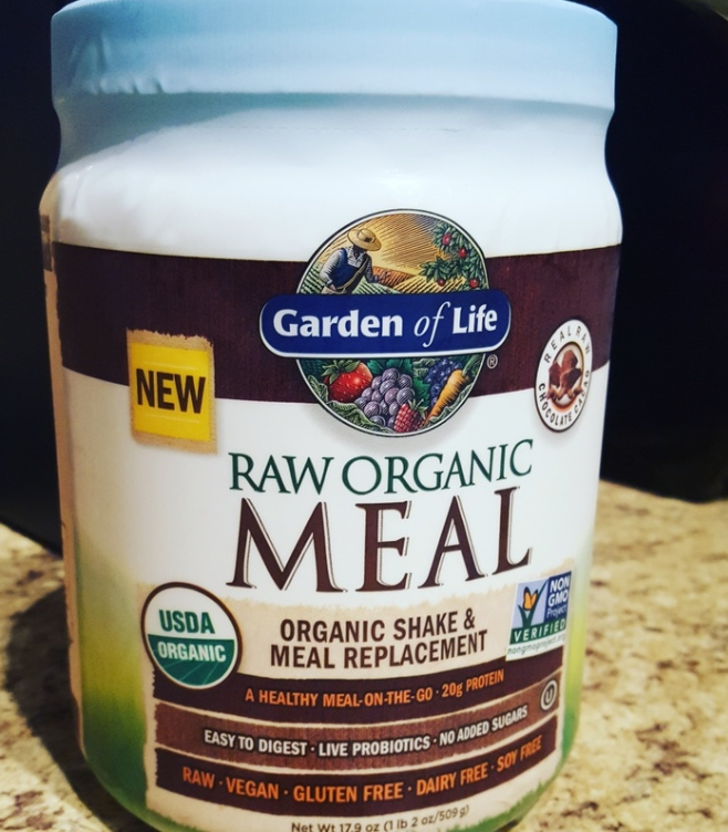 Garden of Life Raw Organic Meal is a great viable alternative to Kachava