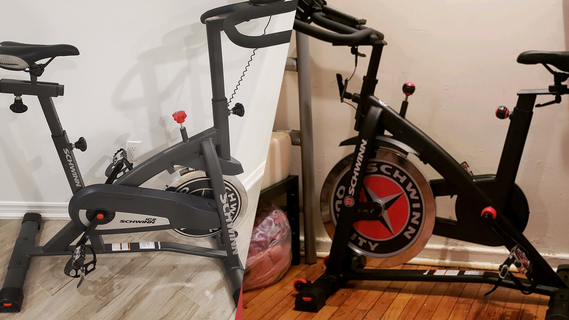 How Different Are the Schwinn IC2 and IC3