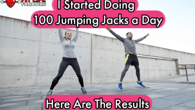 I Started Doing 100 Jumping Jacks a Day, This is What REALLY Happened, Results