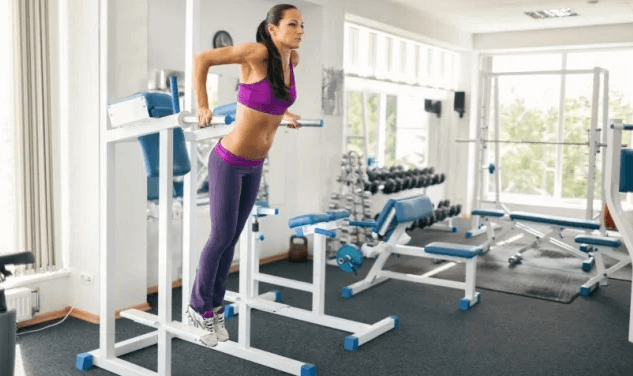Ease of use is another great upside of using the power tower to exercise your body