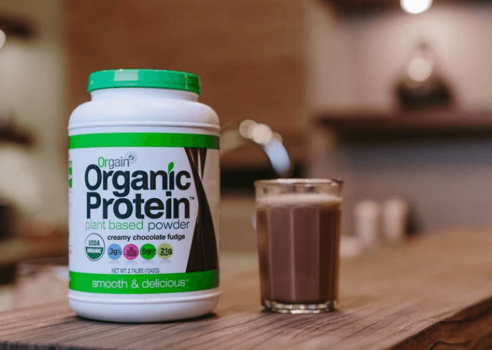 Orgain a great meal replacement to have for breakfast